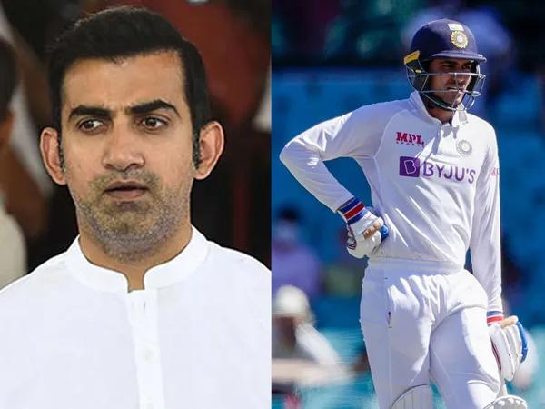 International cricket can be tough, Shubman Gill needs to keep his head down: Gautam Gambhir  Read: