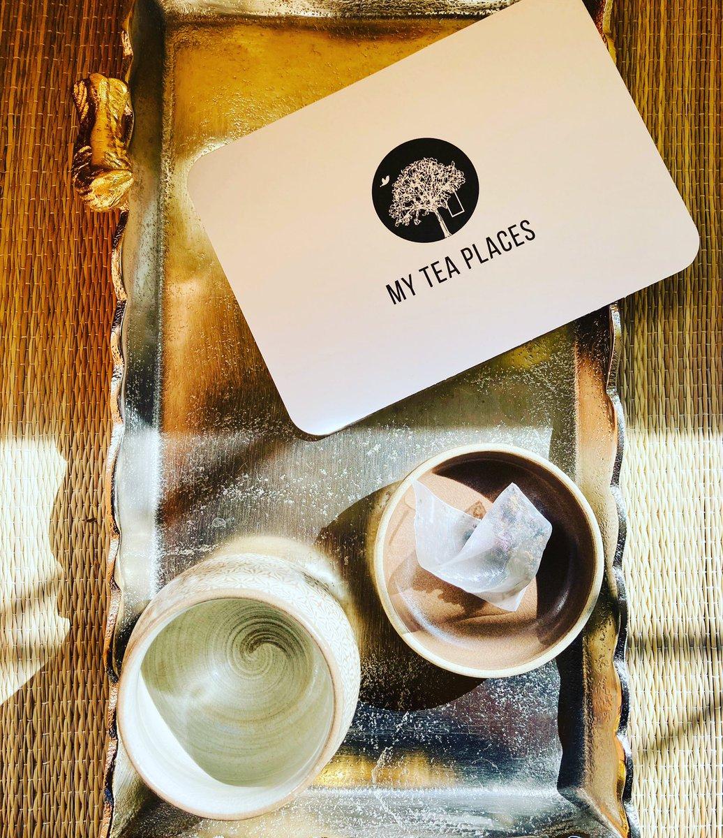 Good morning! ☀️ We hope your day is wonderful 🍵 🍃.   🗺  #tea #myteaplaces #oolong #tuesdayvibe #tuesdaymotivations #goodmorning