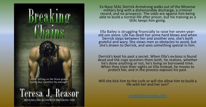 RT@teresareasor A SEAL just released from prison. A woman struggling to keep a roof over her daughter's head. Both are looking for a new life. Can they make it together?  #militaryromance #romanticSuspense #Series https://t.co/nxQ0eJ51u4 https://t.co/APQ65l1he3