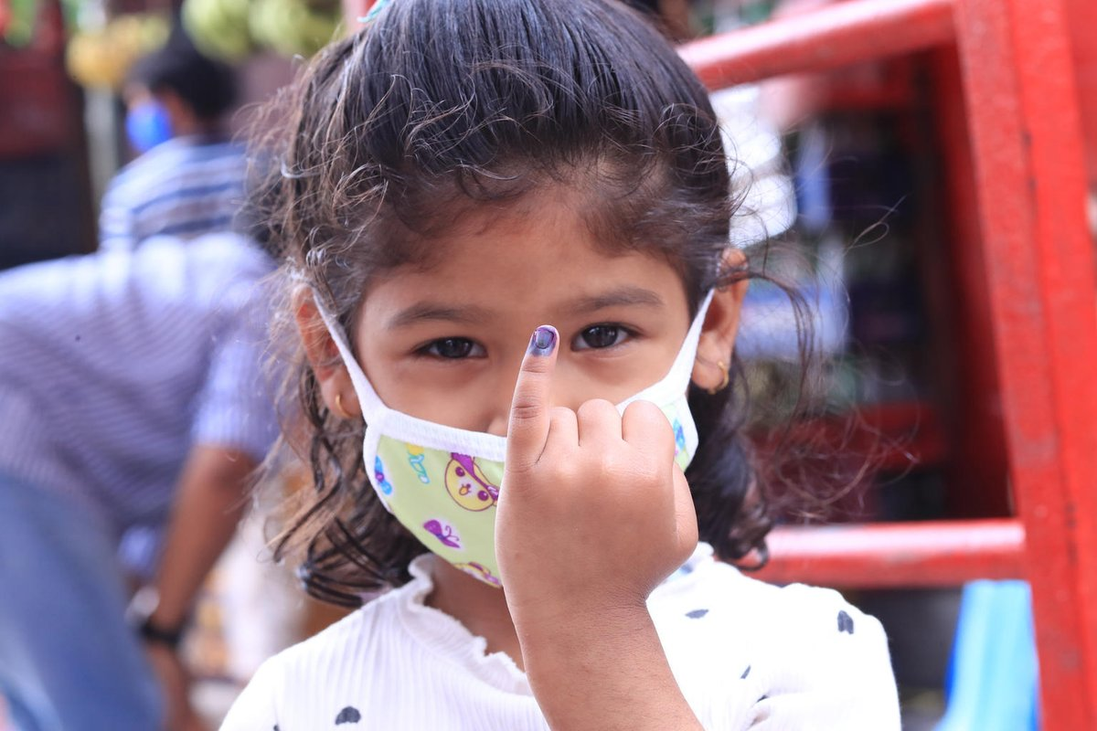 Chaque année, 1,5 millions d'enfants meurent faute d'avoir été vaccinés. En 2021, nous comptons sur votre soutien pour nous aider à protéger plus de 27 millions d'enfants contre des maladies mortelles, comme la #rougeole ou le tétanos. 👉  #VaccinesWork
