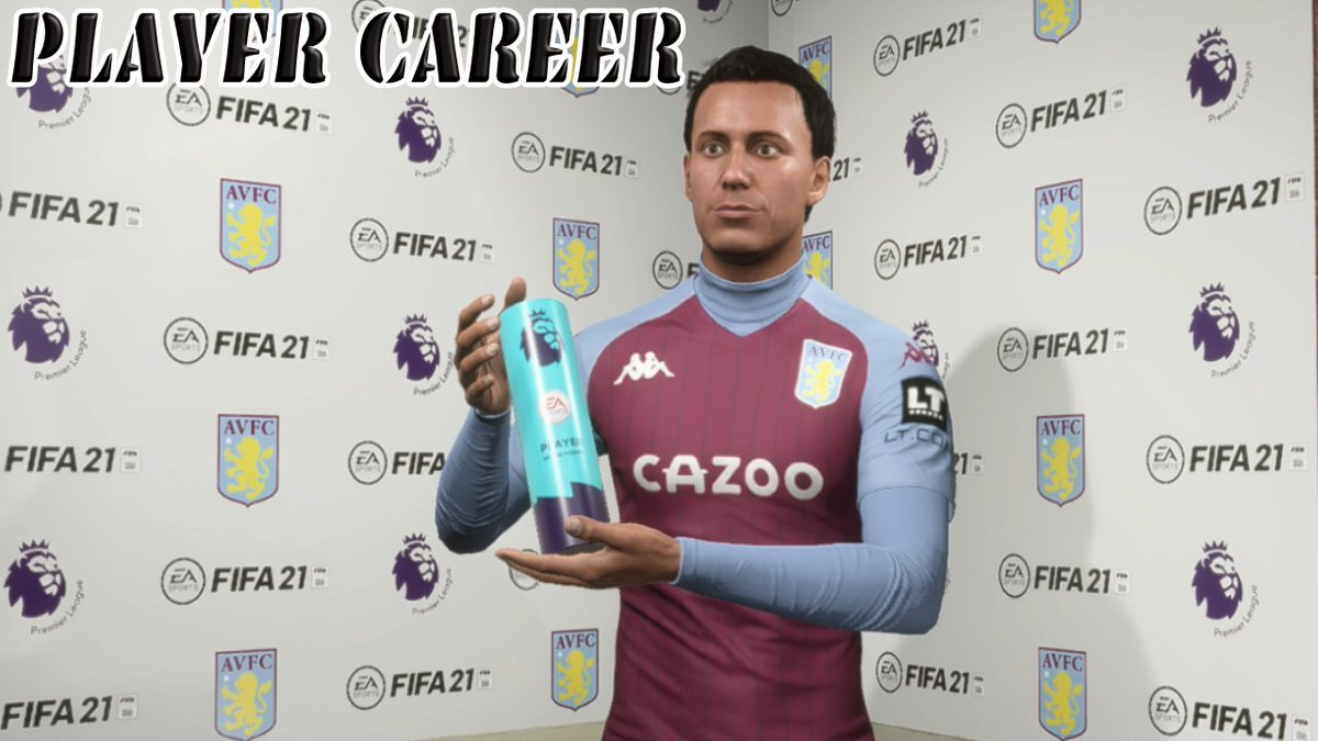 #FIFA21PlayerCareer #AstonVilla #Episode3 #Season1 #Portugal #PremierLeague #WorldCupQualifiers #CarabaoCup #FIFA21Gameplay #FIFA21CareerMode #FIFA21RoadToGlory #Livestream #Commentary #RoadTo1000Subs #YouTube #Subscribe #IMPACT7 Watch Live Now:
