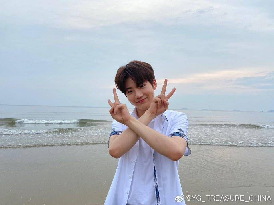 juuuuunkyuuuuu i love you soooo much, please take care your healthy. see youu~💙   ajun , baik² ya #JUNKYU #TREASURE #TREASURE_MENTIONPARTY