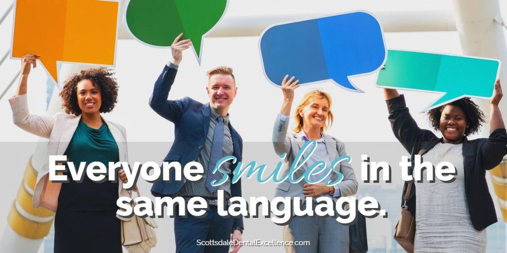 Everyone smiles in the same language 😊   #SmileMore #MotivationalQuote #TuesdayThoughts
