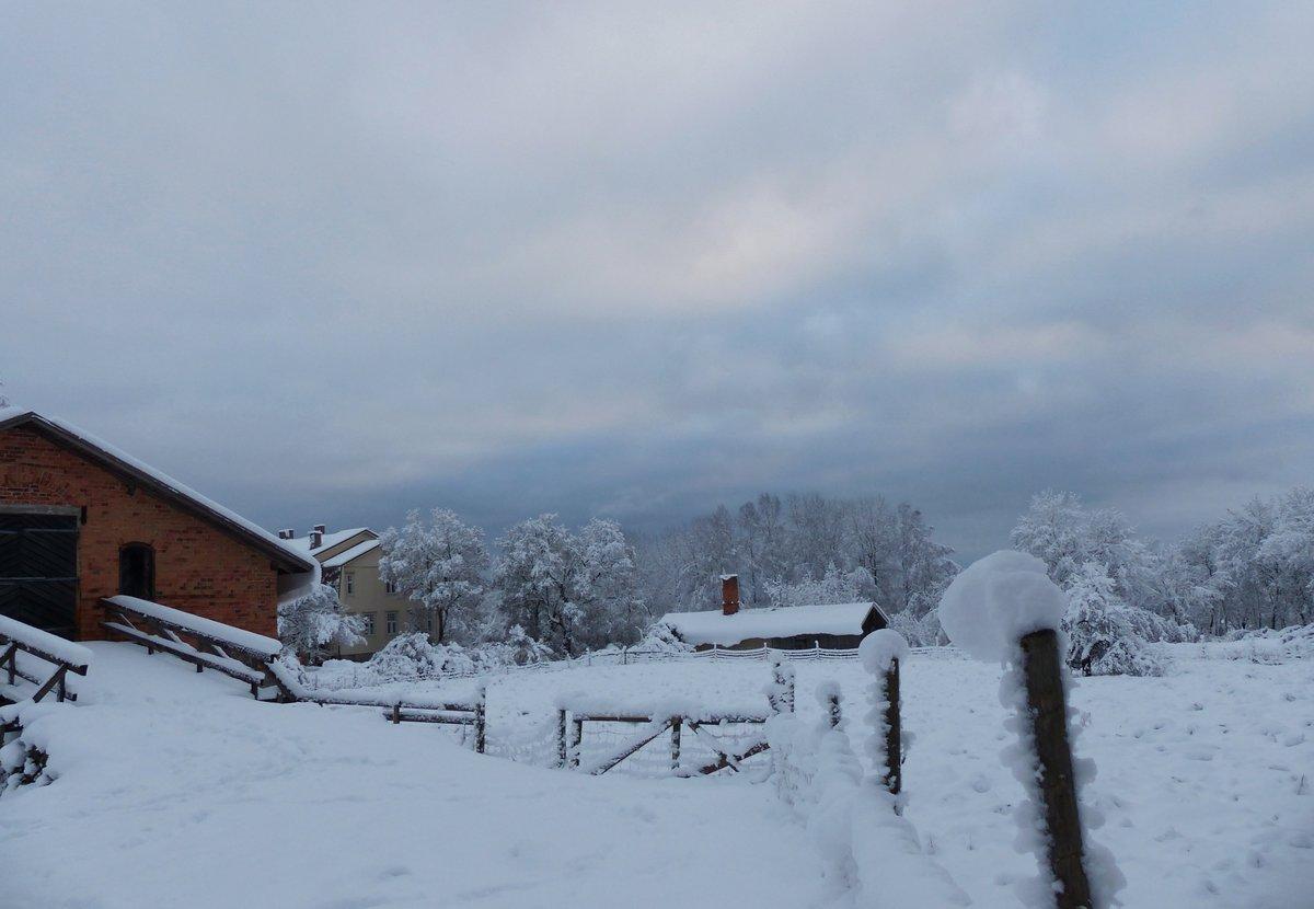 Eräänä pakkasaamuna Sääksmäellä. #voipaala #winter #snowday
