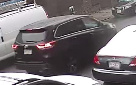 MPD seeks assistance in identifying a vehicle in an Armed Robbery (Gun) of an armored car employee offense that occurred on 1/26/21 in the 2300 block of Georgia Ave, NW. Have info? Call (202) 727-9099/text 50411 Release: bit.ly/3cbtE1V