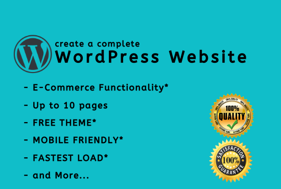 My Services on Fiverr, Order Now & Grow your business: WordPress Website:  E-Commerce Website:  WP Landing Page:    #ThankYouAaron #tuesdayvibe #UltimatePlay #AussieSongsOrBands