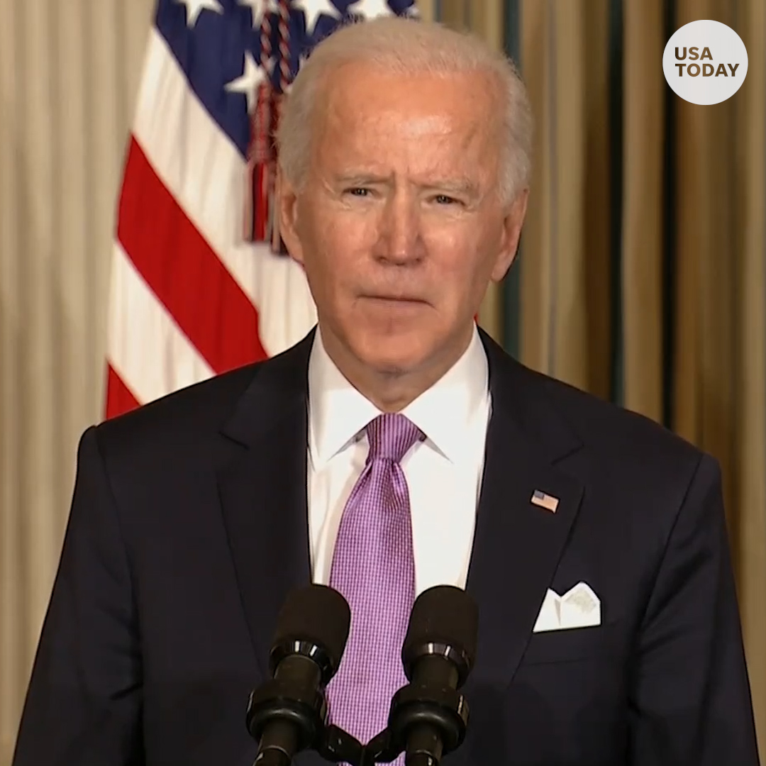 President Joe Biden signed four new executive orders on Tuesday as part of his campaign promise to combat racial inequities.