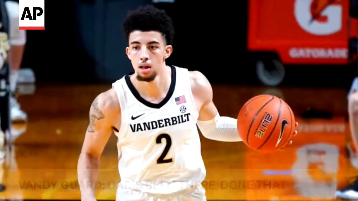 Scotty Pippen Jr. gets a personalized critique after each game from @VandyMBB coach Jerry Stackhouse and his staff. Then there are the postgame calls from dad.  It's working: He's averaging 20.6 points and 5.3 assists.  Story, video by @teresamwalker >>