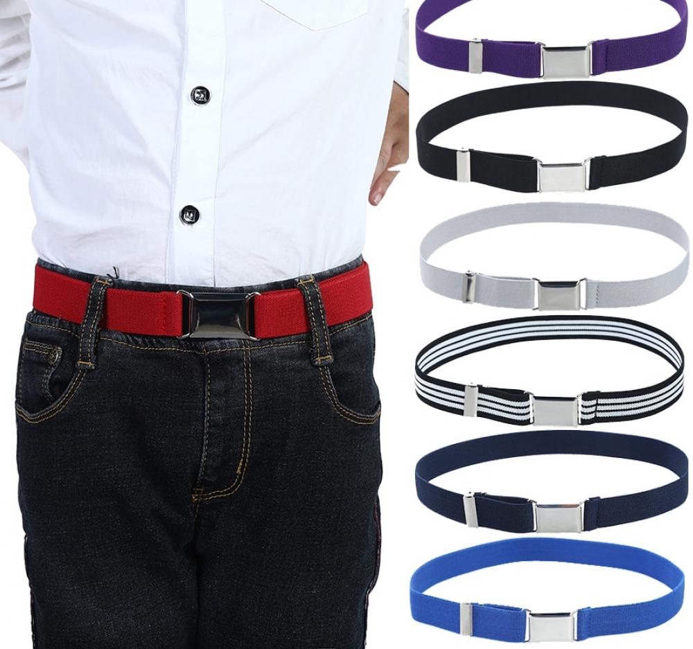 #love #instagood #like4like #follow4follow #photooftheday Fashion Elastic Canvas Belt for Boys
