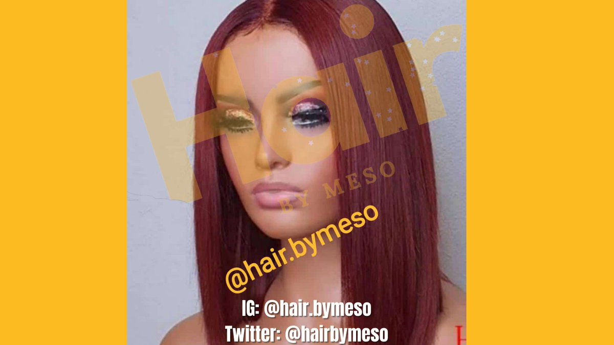 please #retweet with love 🙏😘  12 inches  Closure #wig 100% Human #hair 💯  ₦27,000 Only😳  #hairbymeso #hairstyle #beauty #hairstyles #fashion #love #haircolor #beautiful #follow #like #balayage #girl #hairgoals #availablenow  Lilo Boko Haram Gb WhatsApp Service Chiefs