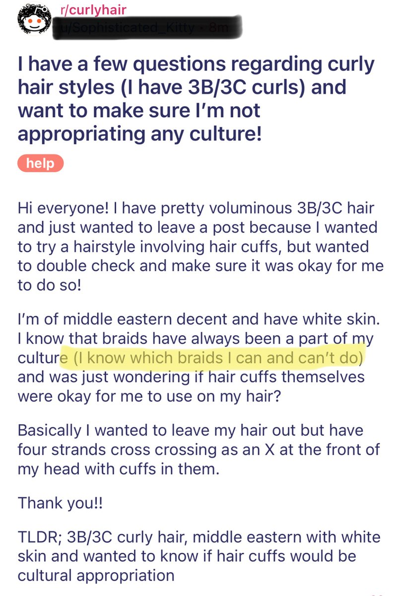This is sad - I remember when we could have whatever hair style we wanted #ThoseWereTheDays #culturalMarxism #HairNazis #Hair