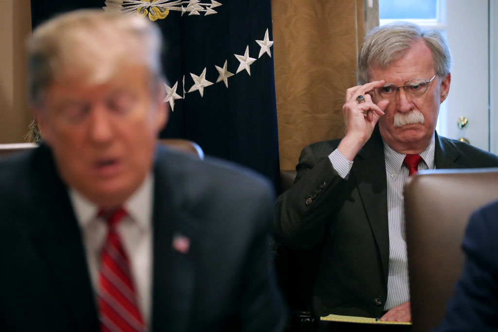 IMPEACHMENT 2.0 is 'unconstitutional,' says John Bolton https://t.co/e7BUdDr7HF https://t.co/mj18IVyx77