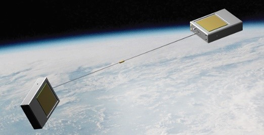 OTD 21 years ago, DARPA launched the first picosat mission with a pair of tethered satellites, each weighing just over one pound. The program showed how constellations of small satellites could work together with dramatically reduced size and power.