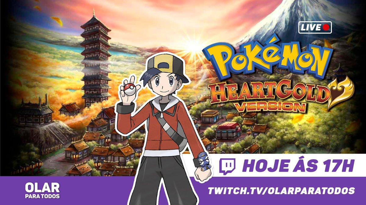 Hoje tem Live de Pokémon um pouco mais cedo. Chega lá na Twicth às 17h!  👉  👉  👉   #twitchstreamer #twitch #pokemon #Pokemon25