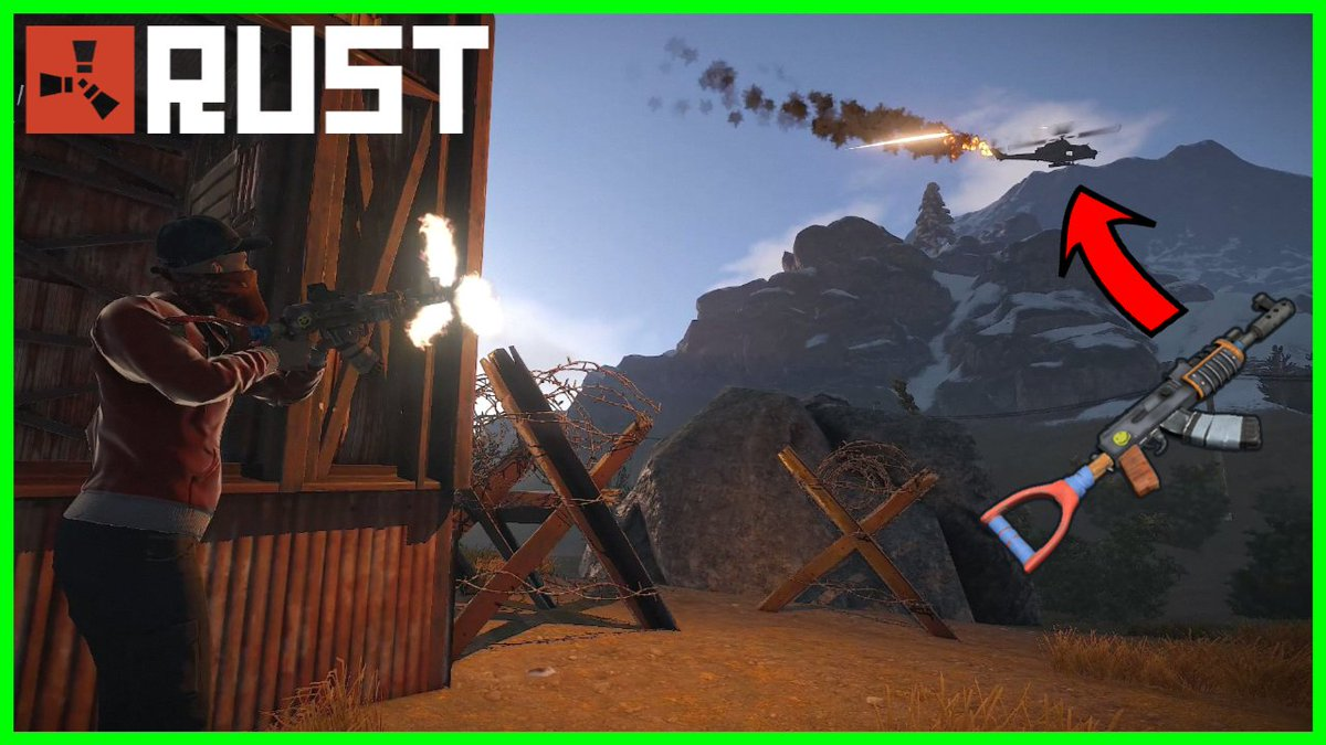 HELI TAKEDOWN RUST   través  @YouTube #youtube #youtuber #instagram #music #love #follow #like #tiktok #spotify #youtubers #video #youtubechannel #explorepage #memes #gaming #instagood #twitch #subscribe #facebook #hiphop #gamer #viral #art #EGOLAND  #Rust