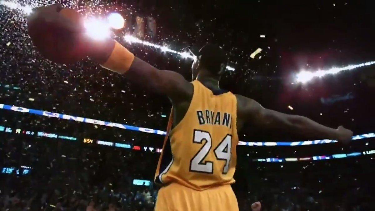 @CoachKentera44 Salute to icon Kobe on the 1 yr anniversary of his tragic passing. #MambaForever 🙏