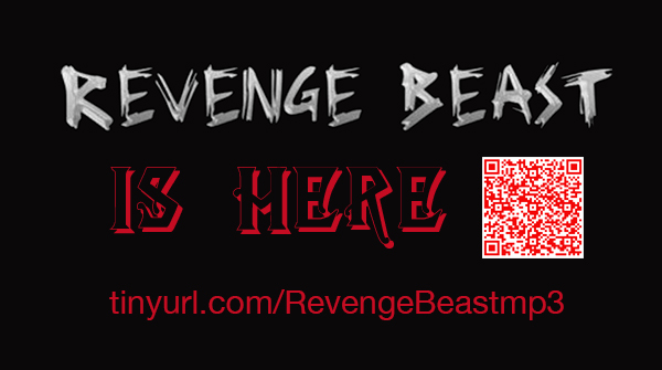 #Revenge Beast single featuring #SOULFLY guitarist, Marc Rizzo is available on #AmazonMP3 Right now:  -- #metal #deathmetal #thrash