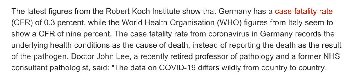 @SarahJa28484793 @BBCNews Let's have TOTAL deaths 2020 in every country.👇 BBC counting registered Covid 28 days, not died 'of Covid'...and nearly 13 months. @d_spiegel a professor 🙄hyperbole