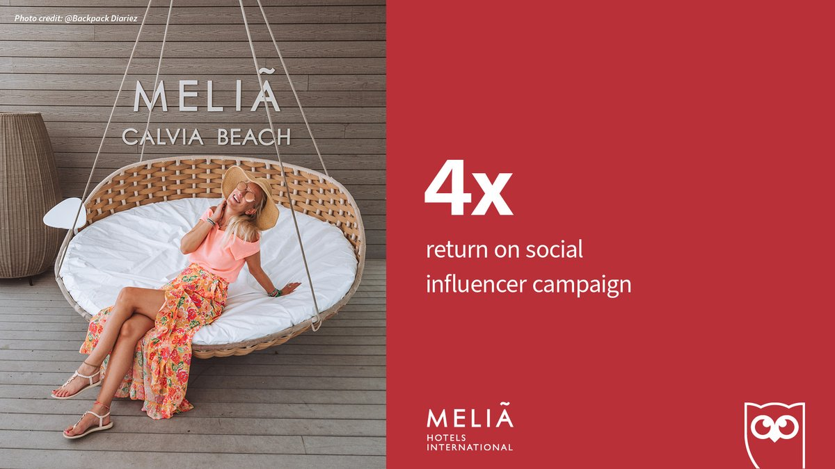 Building trust and confidence during COVID-19 was key for @MeliaHotelsInt. Discover how Meliá's influencer led #StaySafewithMeliá campaign showcased their new procedures to keep guests safe and encourage customers to travel again.