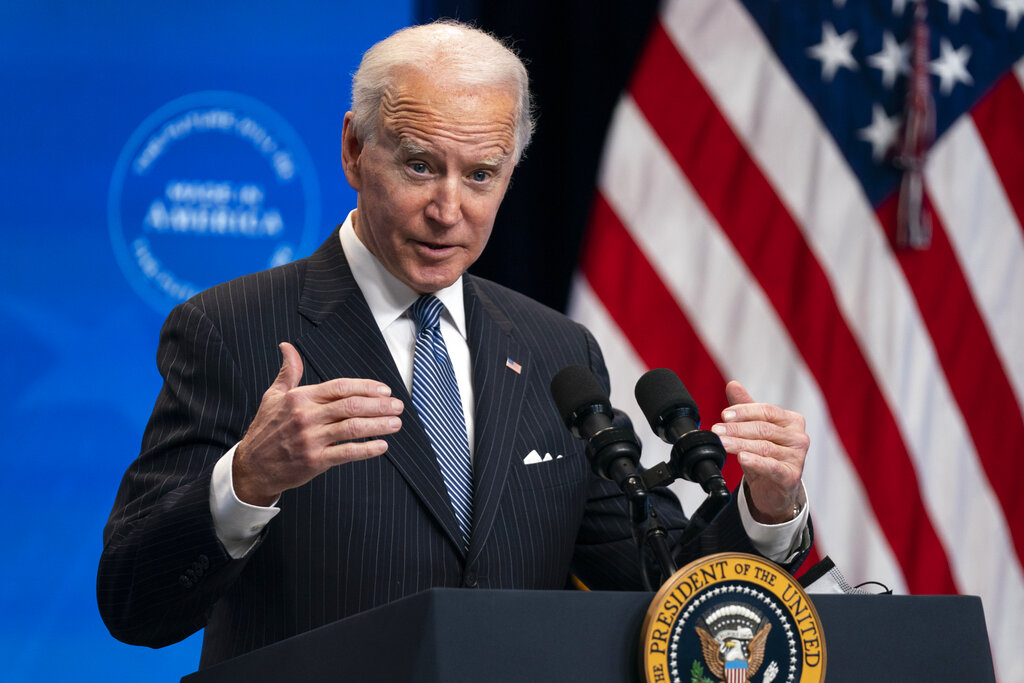 Biden caught lying about 'Buy American', plagiarizing President Trump - https://t.co/8OsU6smPvU #OANN https://t.co/iSu39rb9Cl
