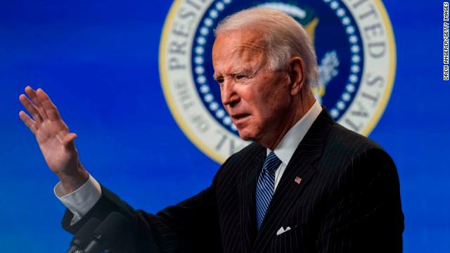 President Biden is set to order a moratorium Wednesday on new oil and gas leases on federal lands, according to a person familiar with his plans