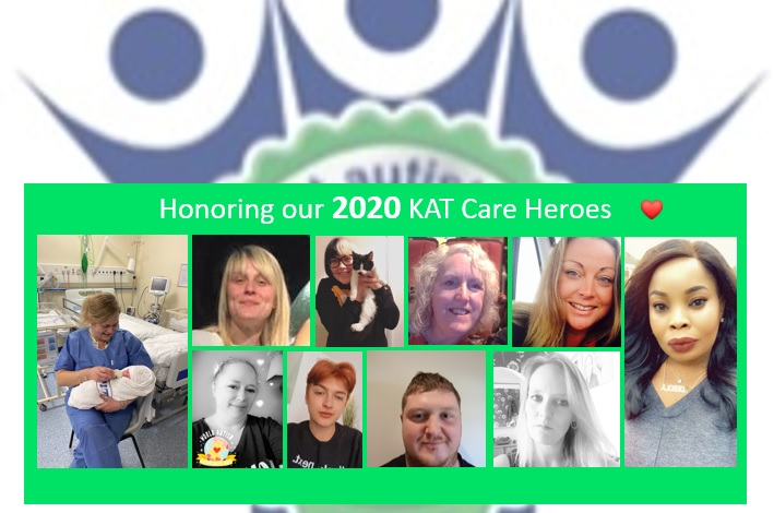 Our committed team of KAT frontline staff, continue to carry on and do their best to protect everyone we support…. honouring some more of our 2020 KAT Heroes from last year #ThrowbackThursday #ClapForOurheroes #thankyou #appreciationpost #CareAsACareer #TheKentAutisticTrust https://t.co/5KjsdzeWtz