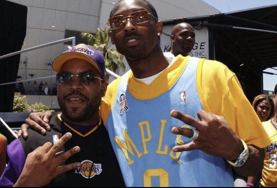 Replying to @icecube: We all miss you Kobe
