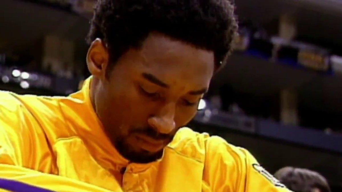 One name. One icon. One legacy.  Kobe.