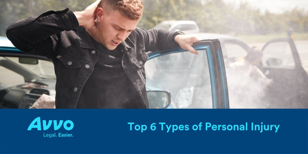 Take a look at the top 6 types of personal injury and find out what you need to do to file a claim.  👉 https://t.co/It40yVKf4U #personalinjury #legal https://t.co/fzPXH10Be5