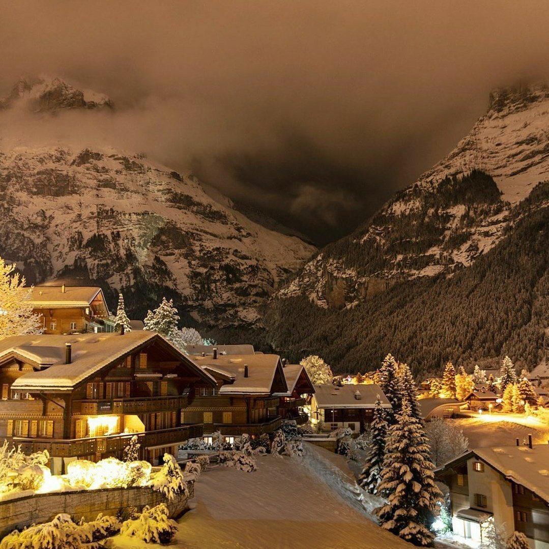 I need to visit Switzerland 🤩