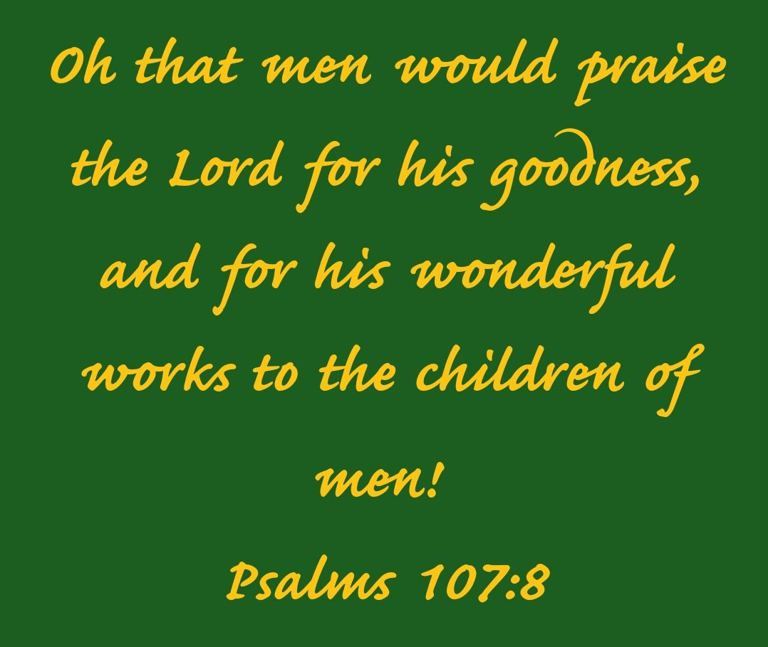 #TuesdayThoughts #VerseOfTheDay #Thanksgiving https://t.co/Hdrx1gvLz3
