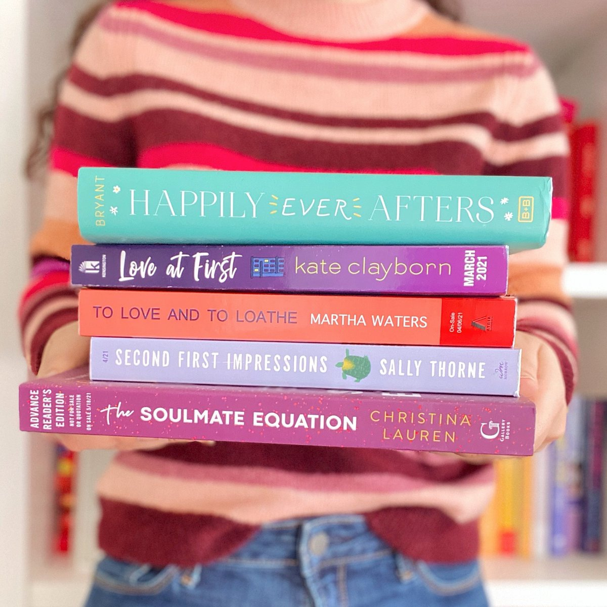 Head over to our Instagram for a chance to win this amazing stack of romance books in time for Valentines Day! 😍💕 #Giveaway 👉 bit.ly/3qXFDUT