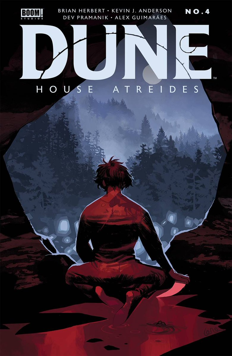 #Dune House Atreides #4 comes out tomorrow, on 27th January 2021.  The digital version is available to pre-order from Amazon: 🇺🇸  🇬🇧  #ad