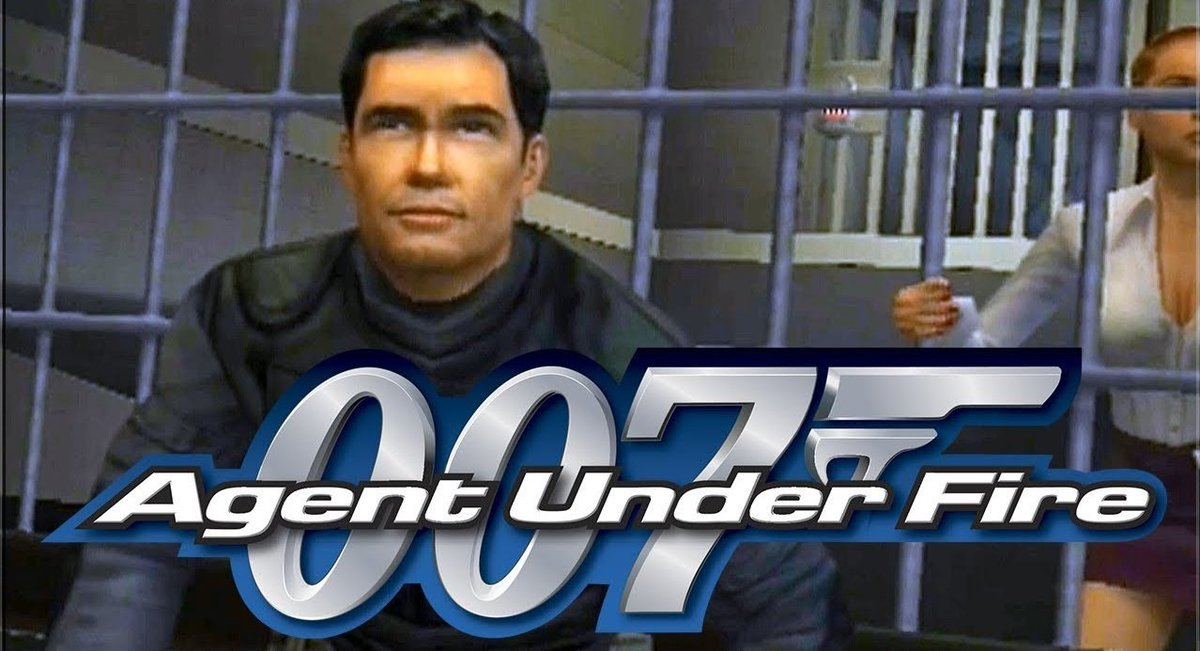 Let's just hope he looks like the bond from