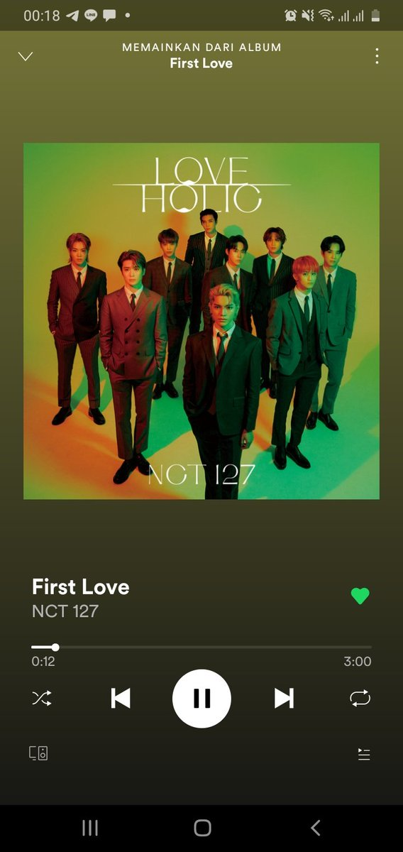 !! STREAMING CHALLENGE !!  1 MILLION STREAMING ON SPOTIFY IN 24 HOURS FOR 127DAYS   #NCT127_FirstLove #NCT127  @NCTsmtown_127 Together? We can make it!  Fighting!   Don't break the chain  @j3ehyun @jaehyunfluffyy @JAEMARK127_ @niozone @127JUNGJH @watermakeu