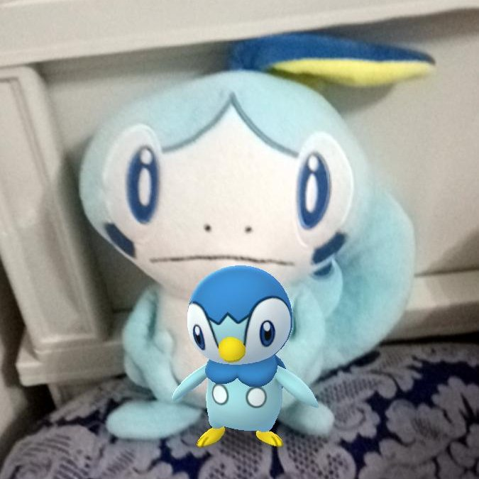 and finally to finish sinnoh we have piplup! I love penguins so its natrual that I love piplup! #Pokemon #Pokemon25