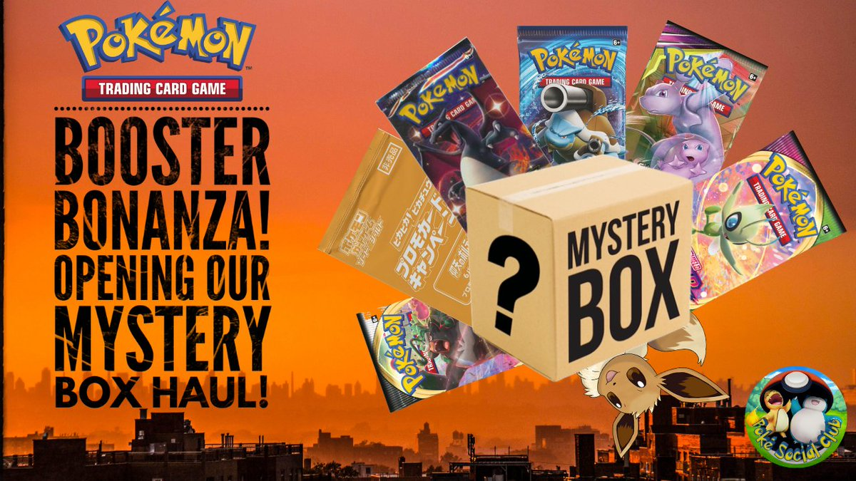 We're opening up all the loose booster packs from our Mystery Box haul last week. #Hiddenfates #Vividvoltage #Evolutions and more! Check it out here:   #Pokemon #pokemon25 #boosterpack #boosterpacks #pokemontcg #ptcgo #unifiedminds #PokemonSwordShield