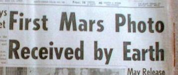 """Sending a machine to Mars is not easy. The first time @nasajpl did it in 1964 it was - as one of the project people told co-author Nick - """"One hell of a rollercoaster"""" - here is a remarkable film from the time  #countdowntomars"""