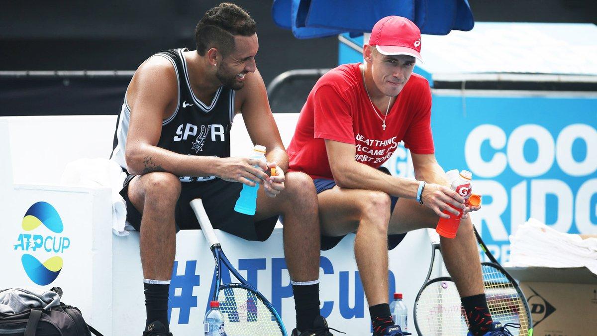 Una gran historia repleta de talentos del tenis 🎾   #AustraliaDay2021