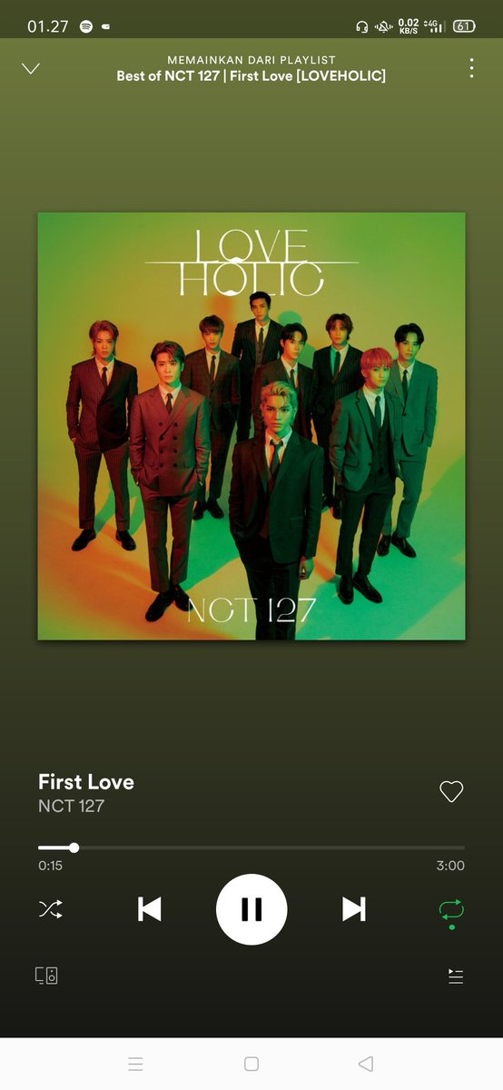 !! STREAMING CHALLENGE !!  1 MILLION STREAMING ON SPOTIFY IN 24 HOURS FOR 127DAYS   #NCT127_FirstLove #NCT127  @NCTsmtown_127 Together? We can make it!  Fighting!   Don't break the chain @127HCLEE @PRECI0US127 @tveyongx @jyistic @luvvieilichil