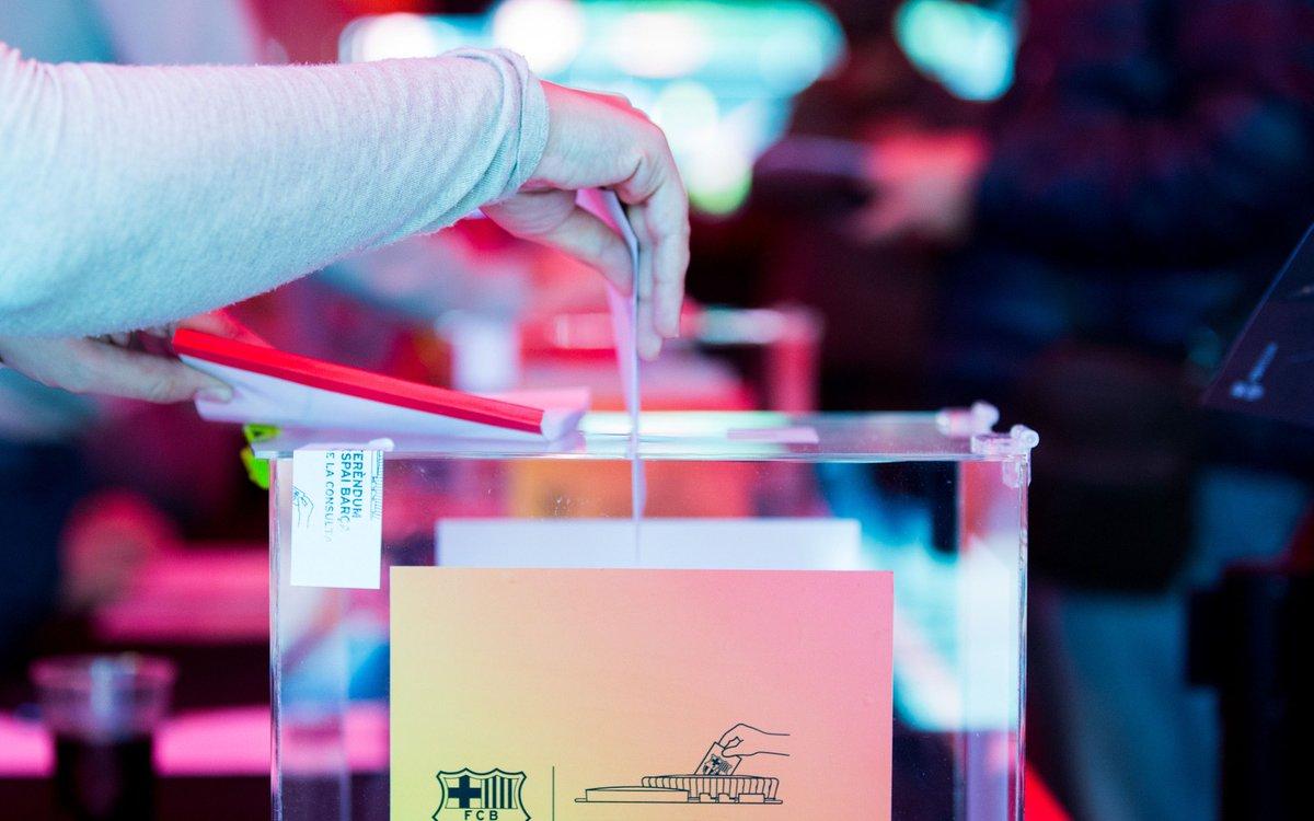 🗳️ Tras haberse visto en la obligación de aplazar la fecha inicialmente fijada para su celebración debido a la Covid-19, la Comisión Gestora ha acordado convocar elecciones a la Junta Directiva para el 7 de marzo, de 9h a 21h en las diversas sedes electorales