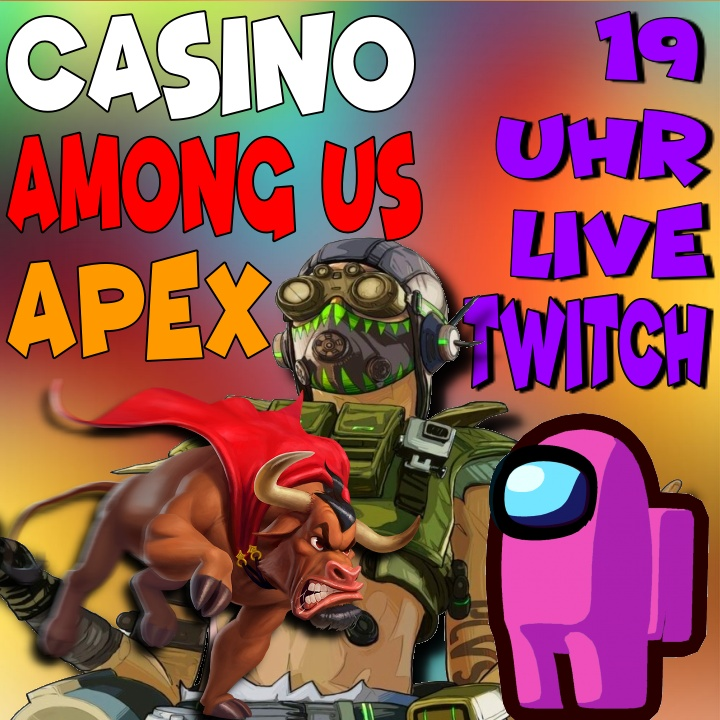 19 Uhr Twitch LIVE  🔴 Casino Slots quälen 🔴 danach APEX oder Among Us 🔴 mit Pink Panter ❗❗  #twitch #casino #slot #slots #win #bigwin #megawin #pinkpanter #pinkpantercomedy #funny #lustig #AmongUs #comedy #blackops #live #livestream #coldwar #apex