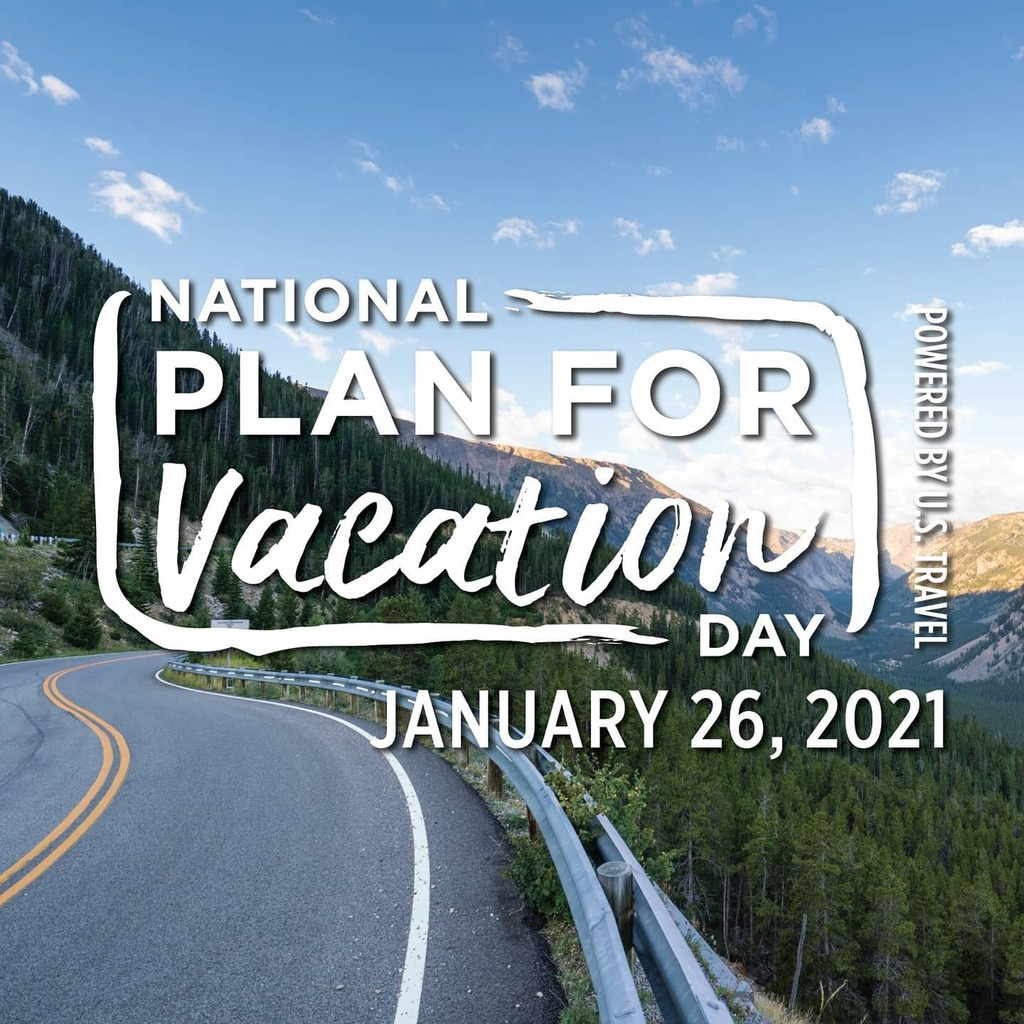 6 in 10 Americans say they desperately need a vacation. TODAY is your chance to pull out the calendar and start dreaming— it's National #PlanForVacation Day!   #VisitBillings #MontanasTrailhead #PlanForVacation #LetsMakePlans #SafeTravel #MontanaAware #ExploreResponsibly #Mo…