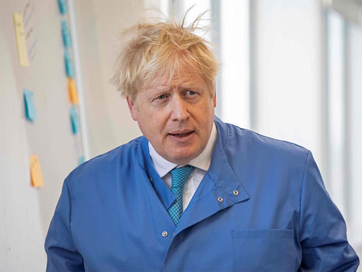 بوريس جونسون أتحمل كامل المسؤولية بتجاوز عدد وفيات كورونا 100 ألف حالة في بريطانيا