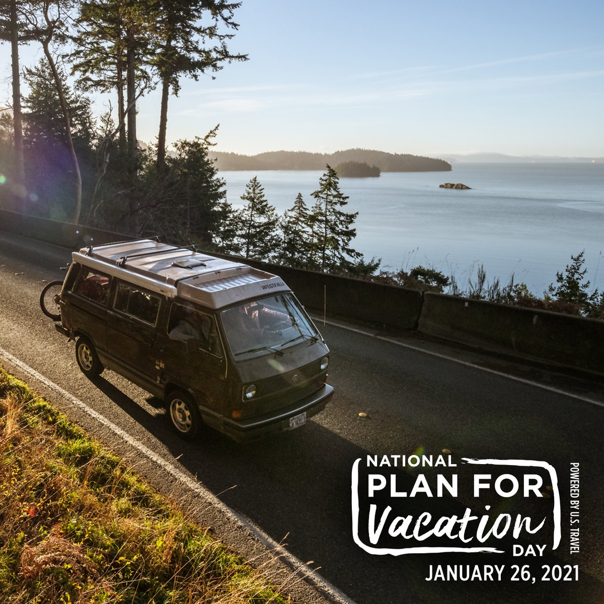 Happy National #PlanForVacation Day! Make a promise to yourself to use all your time off this year to explore all the wonder Washington state has to offer. Where will you go? #LetsMakePlans