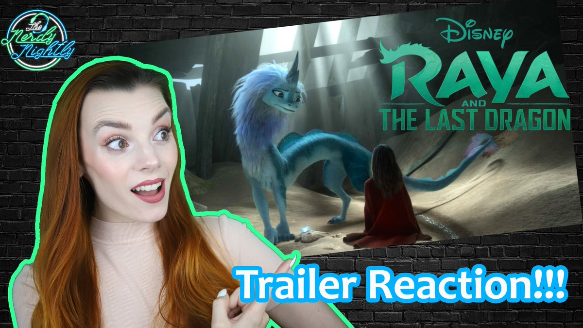 We loved the Teaser, so click the link to see what we thought of the FULL TRAILER!!! #RayaAndTheLastDragon #DisneyPlus #March5