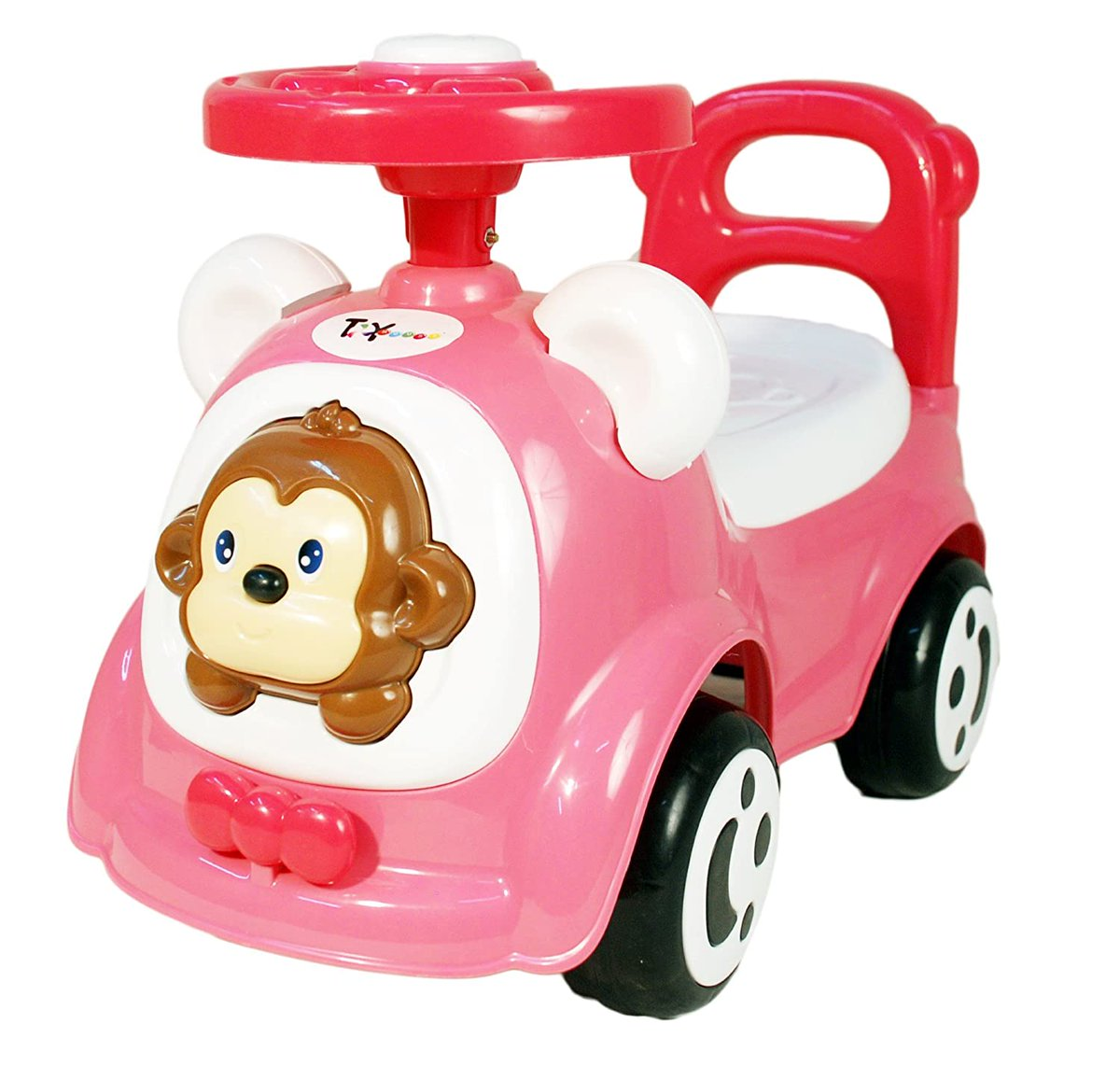 Toy House Happy Jagoo's Funky Push Car,   🔹 Offer price-₹938.00  🔹 MRP-₹2,299.00  🔹 You Save: ₹ 1,361.00 (59%)  ✨ Reviews-3.7 out of 5 stars  ✨ Category- #toys   #deal #loot
