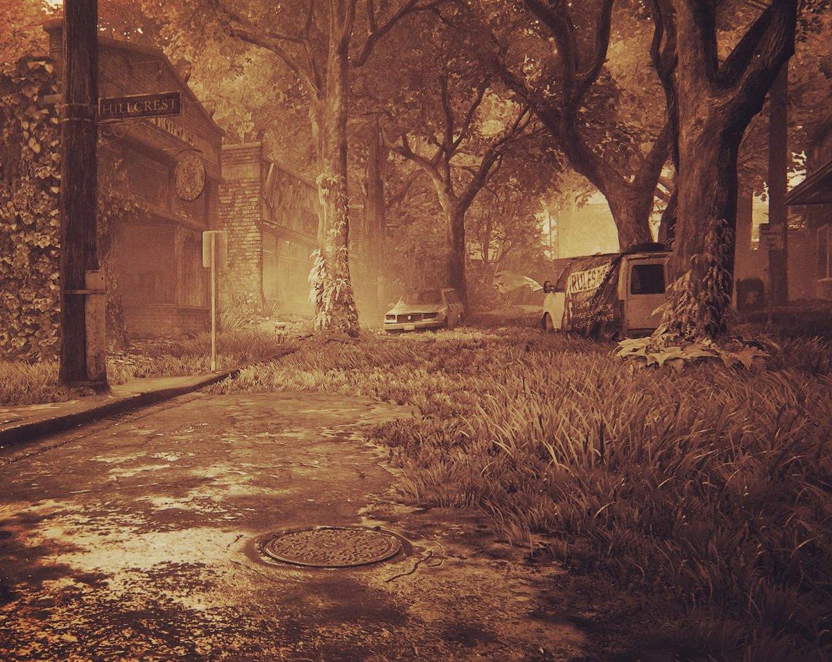 #photooftheday : The Last of Us 2 ^^  Developer : @Naughty_Dog  #TheLastofUsPart2 #TLOU2 #TheLastOfUS #tlou #sepia #city #landscape #VPGamers #Sony #PS4 #Playstation #PS4share #photography #gameart #VirtualPhotography #videogames #screenshot #PhotoMode #gamer #digitalart