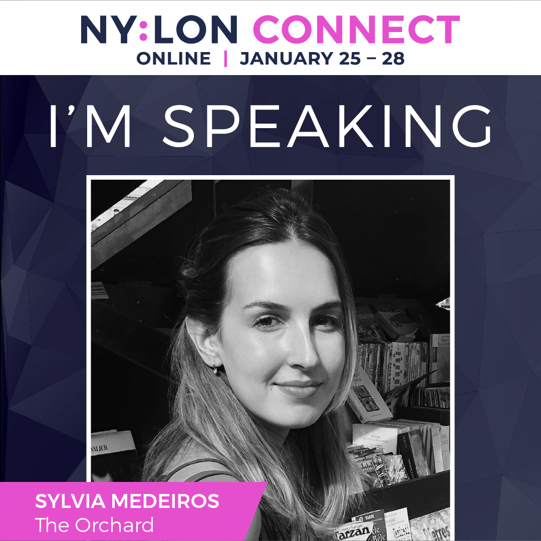 Our VP, Brazil, Sylvia Medeiros will be speaking at NY:LON Connect 2021 tomorrow powered by @musically and @musicbizassoc!