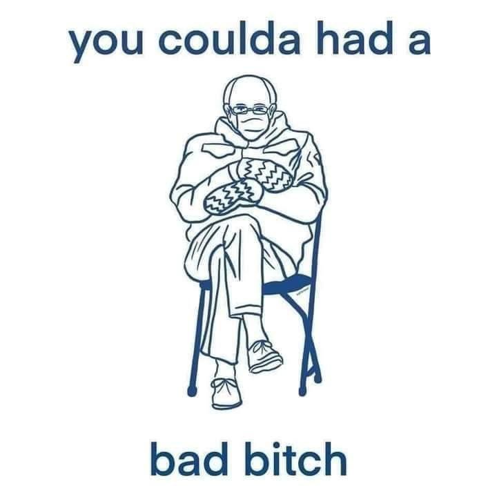 My favorite Bernie meme so far!! #truth